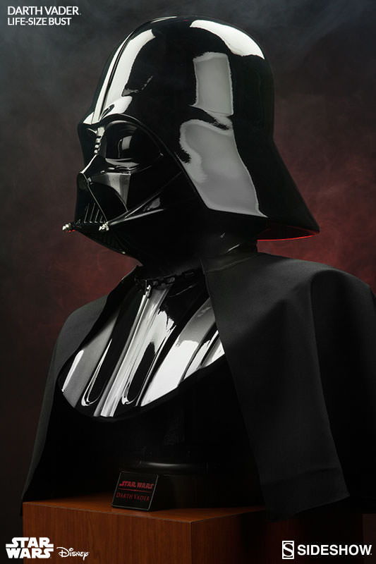 Sideshow Collectibles - Darth Vader Life-Size Bust (2016) Darth-31