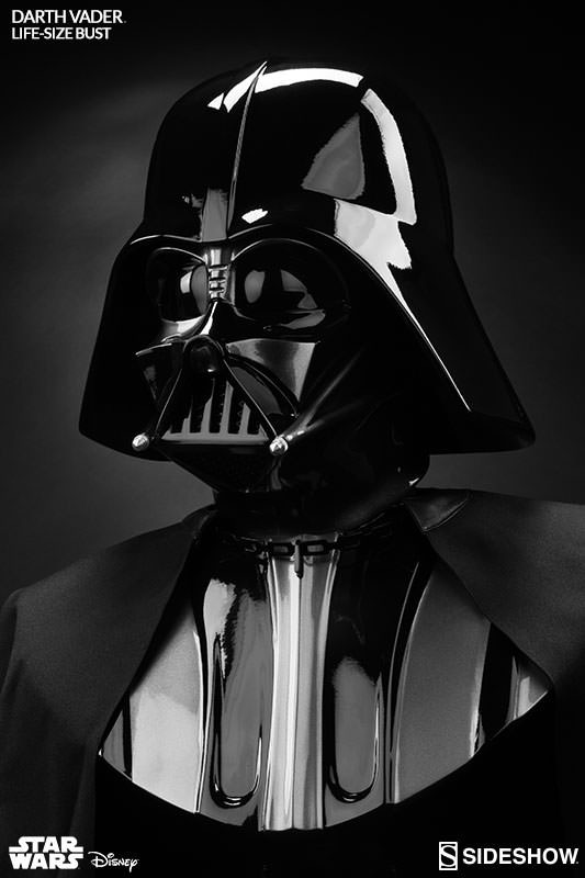 Sideshow Collectibles - Darth Vader Life-Size Bust (2016) Darth-33