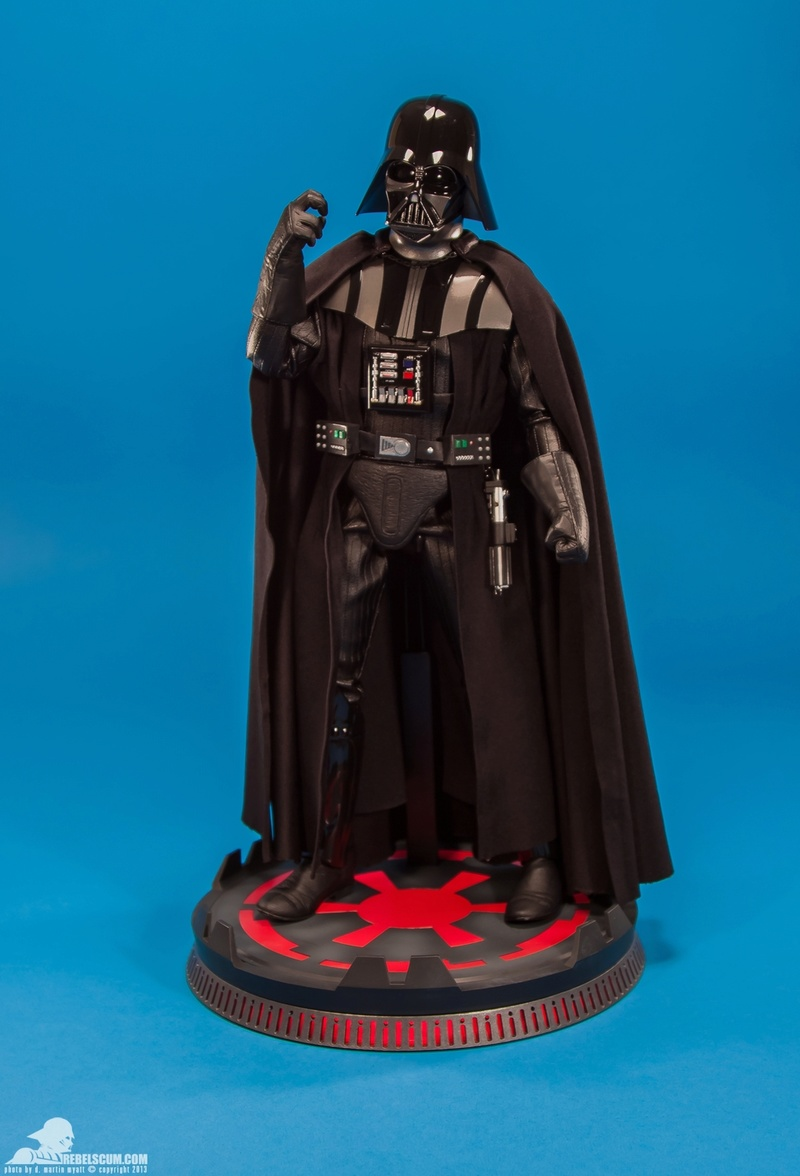 Sideshow - Darth Vader Deluxe Sixth Scale Figure  Darth-34
