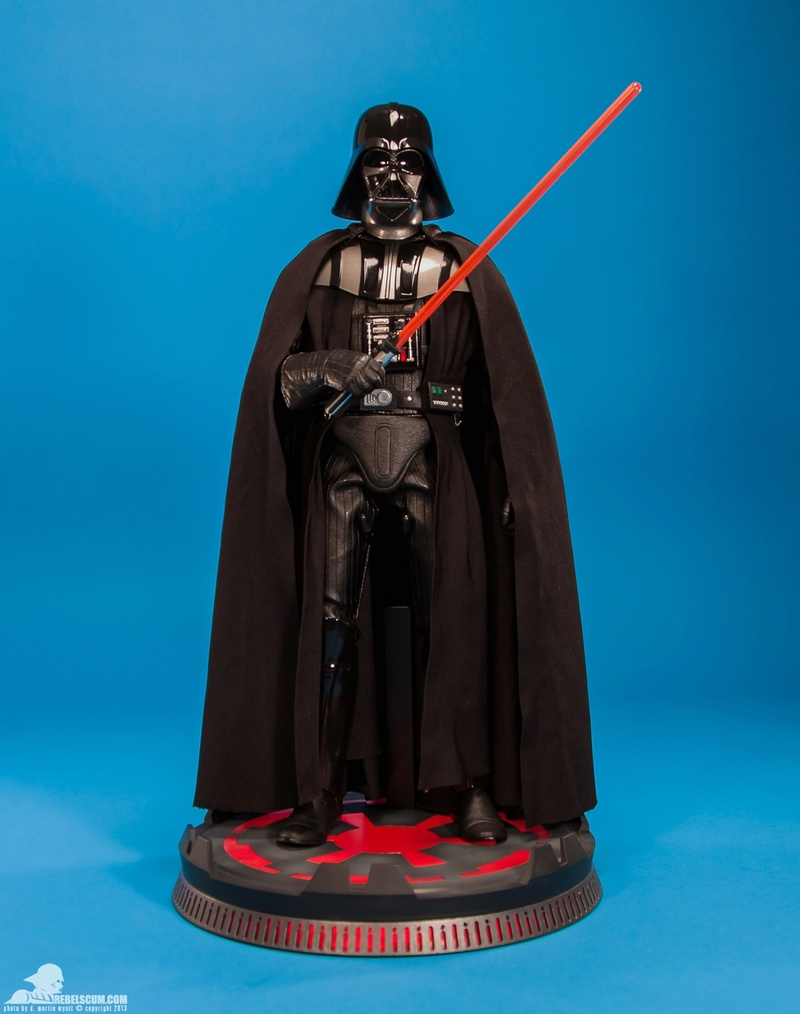 Sideshow - Darth Vader Deluxe Sixth Scale Figure  Darth-36