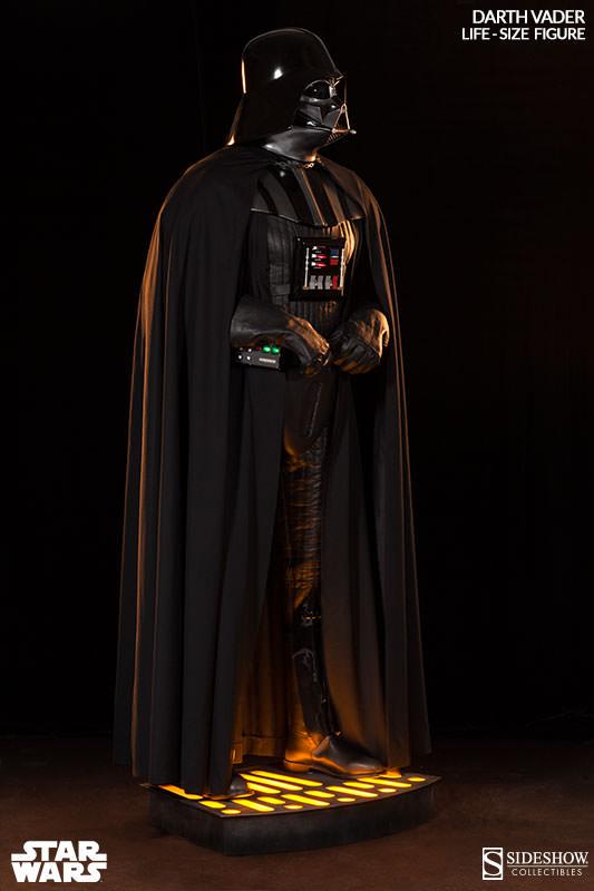 Sideshow - Darth Vader Life-Size Figure Darthv10
