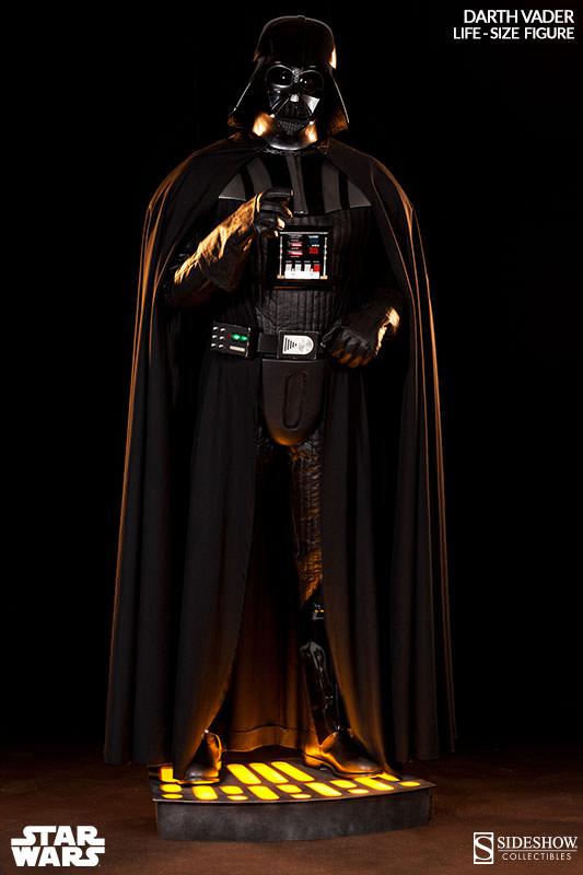 Sideshow - Darth Vader Life-Size Figure Darthv11