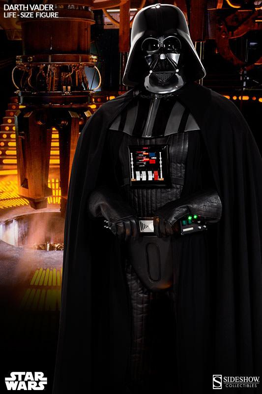 Sideshow - Darth Vader Life-Size Figure Darthv12
