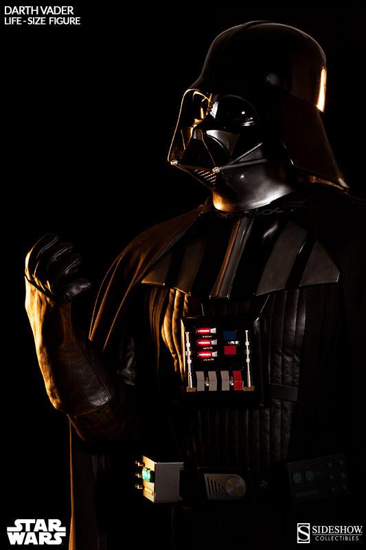 Sideshow - Darth Vader Life-Size Figure Darthv13