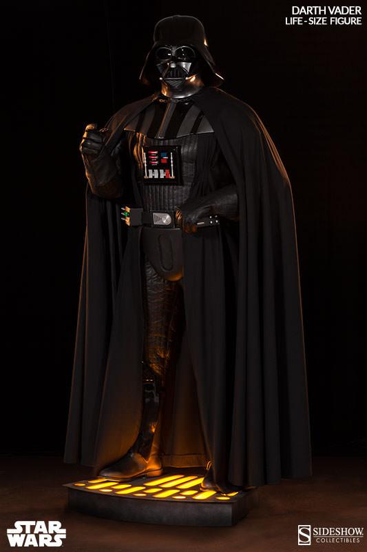 Sideshow - Darth Vader Life-Size Figure - Page 2 Darthv15