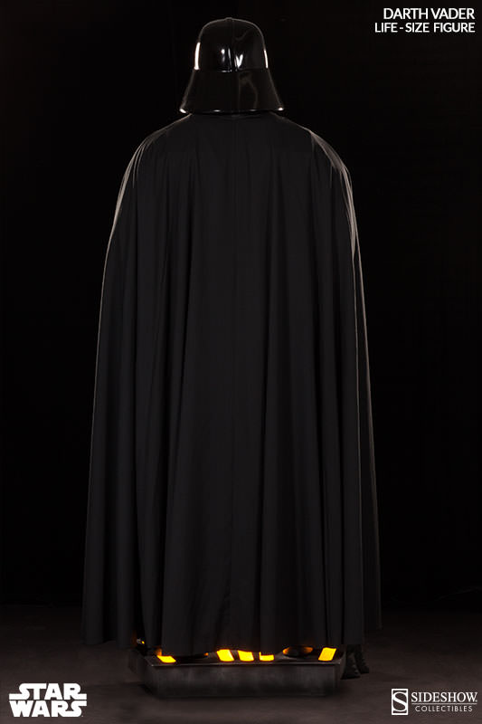 Sideshow - Darth Vader Life-Size Figure - Page 2 Darthv16