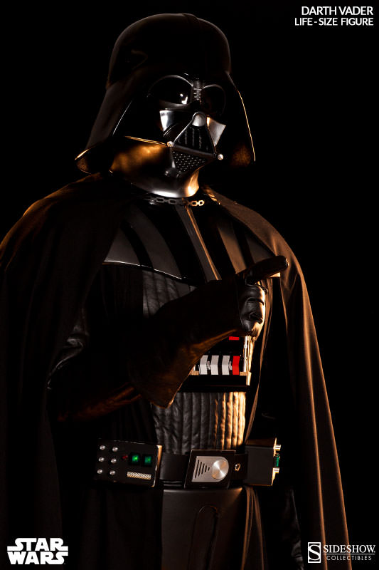 Sideshow - Darth Vader Life-Size Figure - Page 2 Darthv20