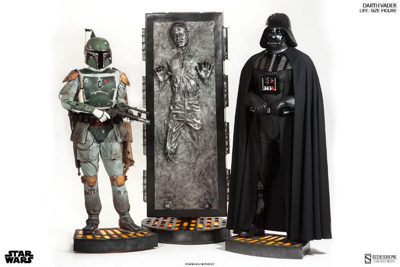 Sideshow - Darth Vader Life-Size Figure - Page 2 Darthv23
