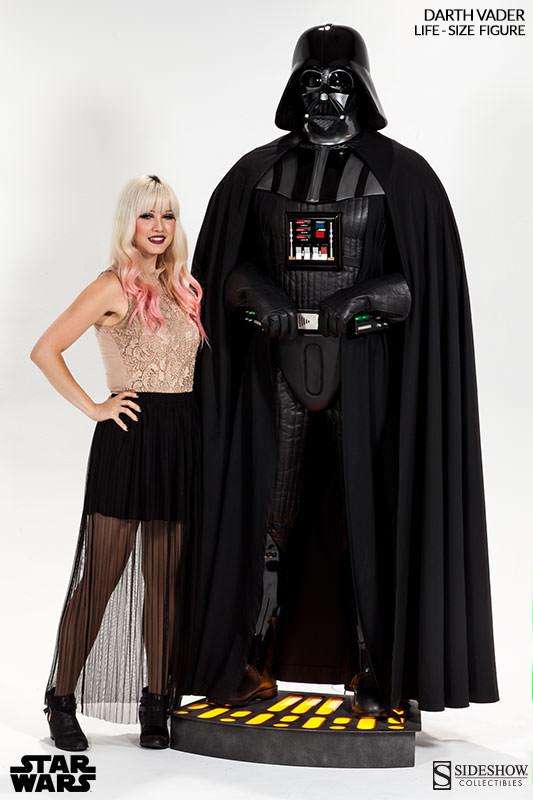 Sideshow - Darth Vader Life-Size Figure - Page 2 Darthv24