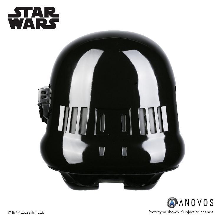 ANOVOS STAR WARS  ROGUE ONE  Death Trooper Specialist Helmet Death_11