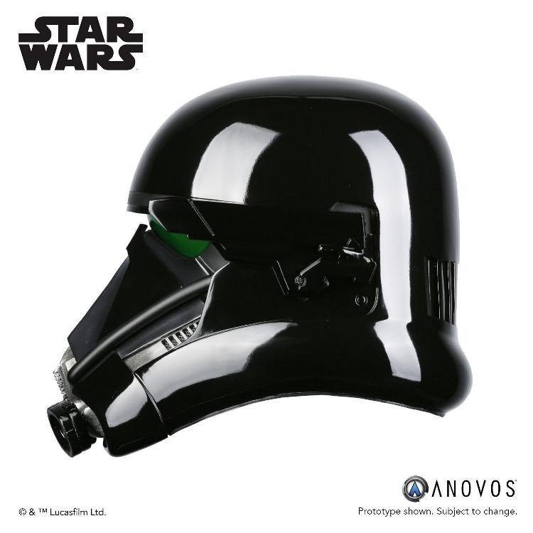 ANOVOS STAR WARS  ROGUE ONE  Death Trooper Specialist Helmet Death_14