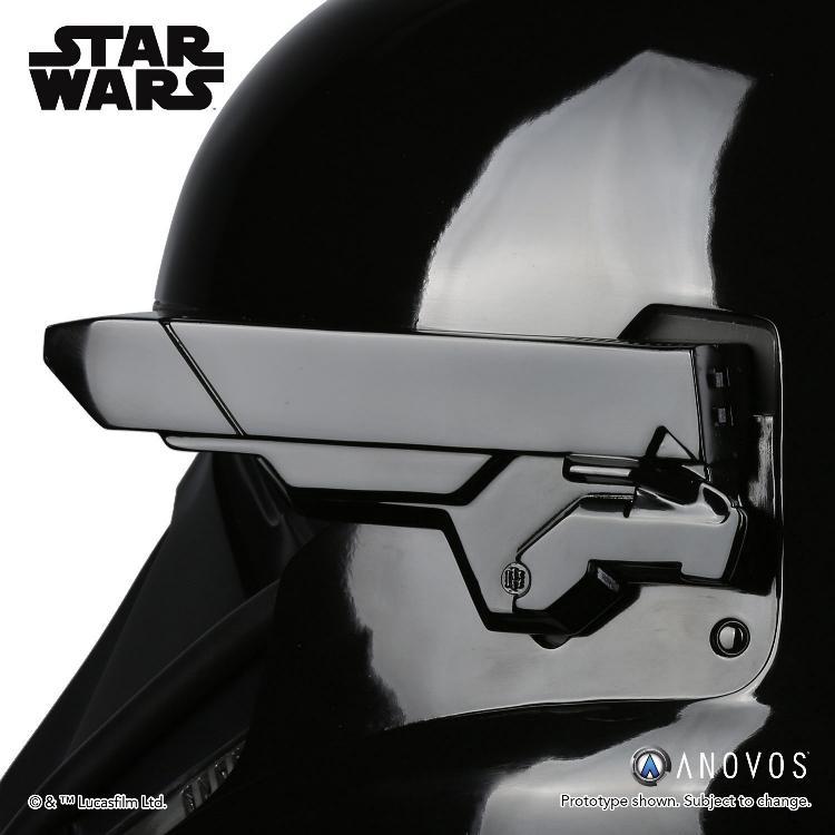 ANOVOS STAR WARS  ROGUE ONE  Death Trooper Specialist Helmet Death_16