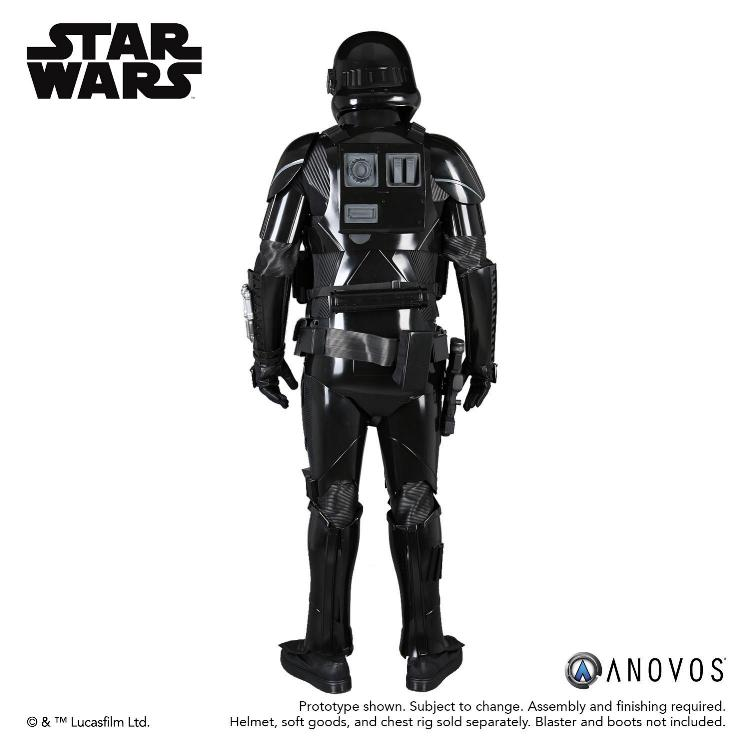 ANOVOS STAR WARS - ROGUE ONE Death Trooper Armor Kit Death_19