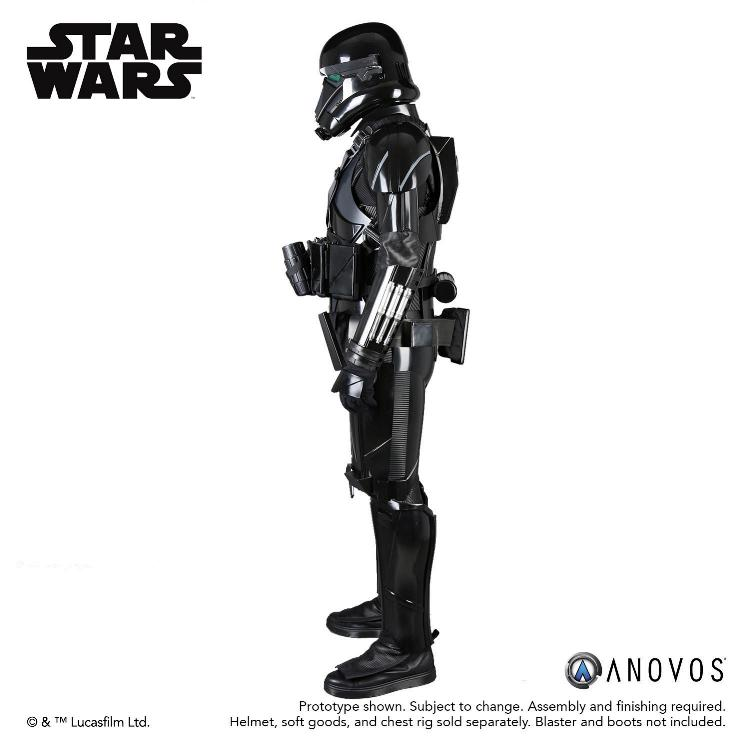 ANOVOS STAR WARS - ROGUE ONE Death Trooper Armor Kit Death_20