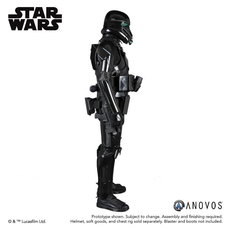 ANOVOS STAR WARS - ROGUE ONE Death Trooper Armor Kit Death_21