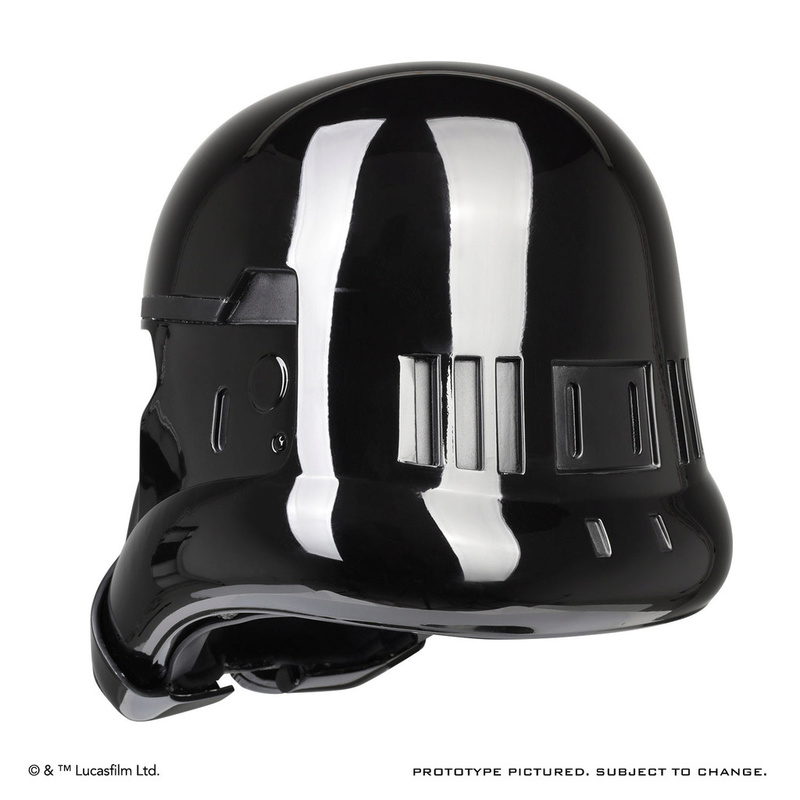 ANOVOS ROGUE ONE Death Trooper Helmet Death_24