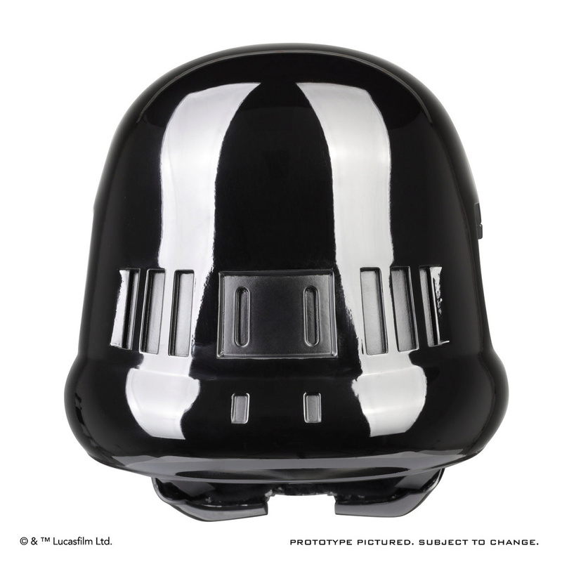 ANOVOS ROGUE ONE Death Trooper Helmet Death_26