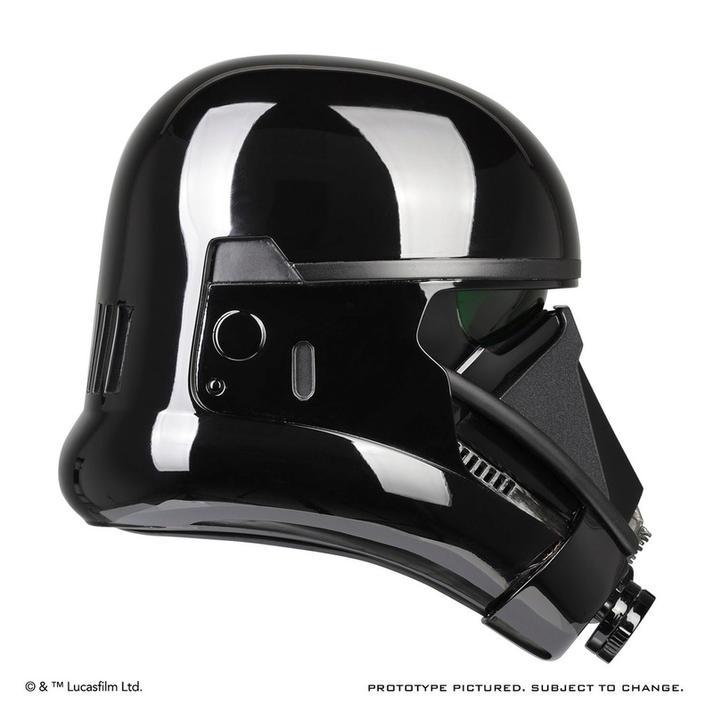 ANOVOS ROGUE ONE Death Trooper Helmet Death_27