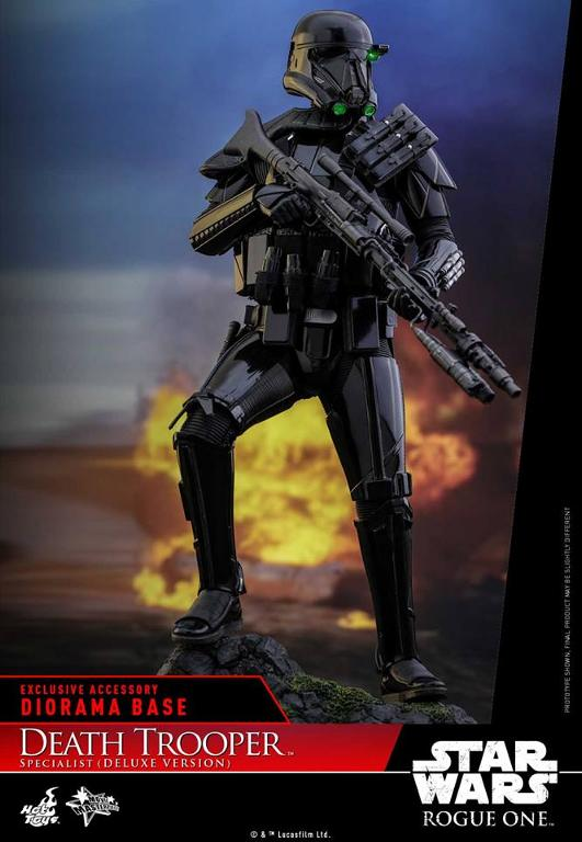 Hot Toys Rogue One - 1/6th Death Trooper Specialist (Deluxe) Death_29