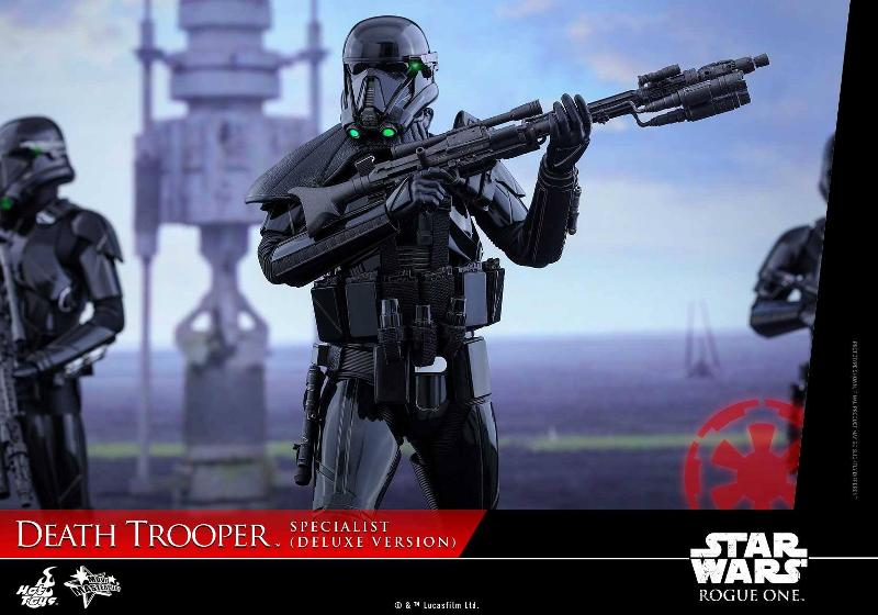 Hot Toys Rogue One - 1/6th Death Trooper Specialist (Deluxe) Death_33