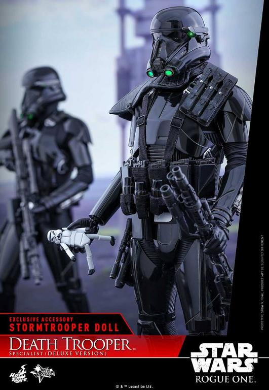 Hot Toys Rogue One - 1/6th Death Trooper Specialist (Deluxe) Death_39