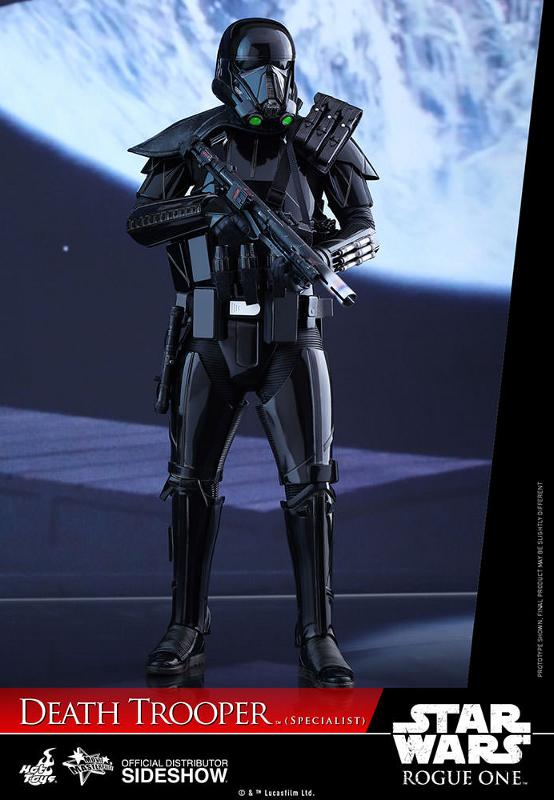 Hot Toys Star Wars Death Trooper Specialist 1/6th figure Death_44