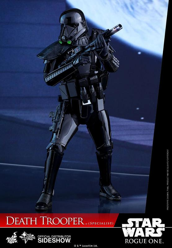 Hot Toys Star Wars Death Trooper Specialist 1/6th figure Death_45