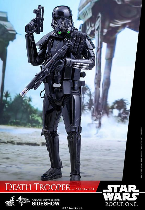 Hot Toys Star Wars Death Trooper Specialist 1/6th figure Death_46