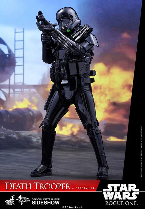 Hot Toys Star Wars Death Trooper Specialist 1/6th figure Death_47