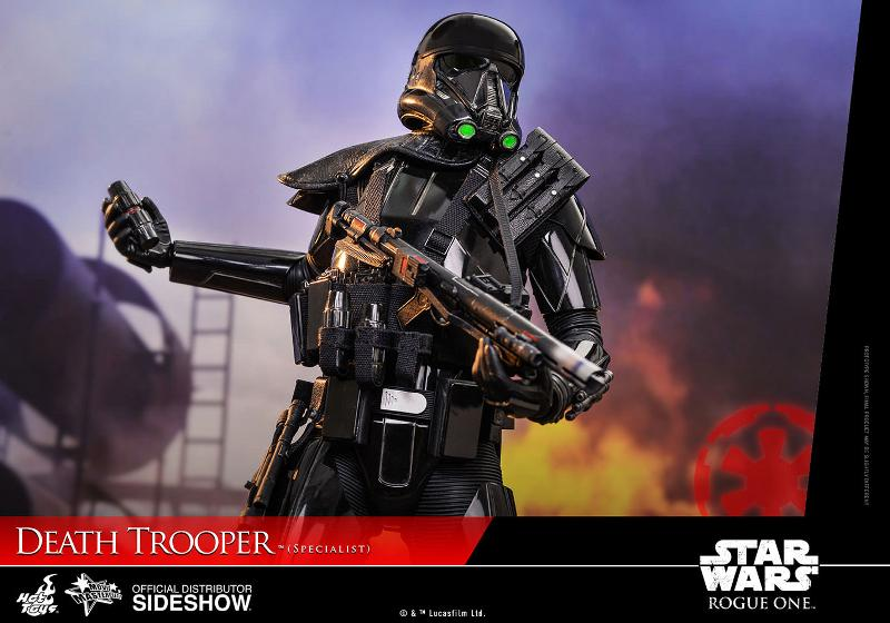 Hot Toys Star Wars Death Trooper Specialist 1/6th figure Death_48