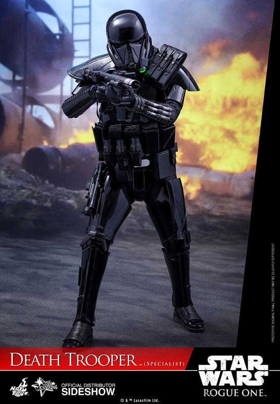Hot Toys Star Wars Death Trooper Specialist 1/6th figure Death_49