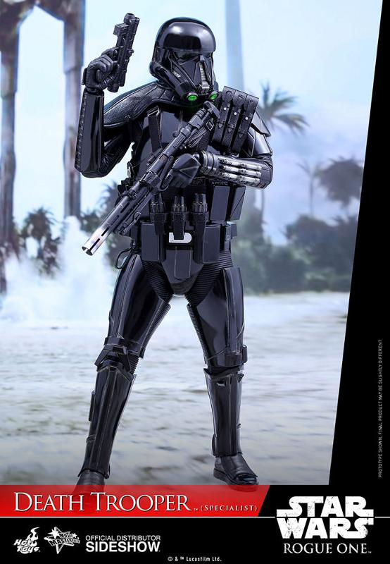Hot Toys Star Wars Death Trooper Specialist 1/6th figure Death_50