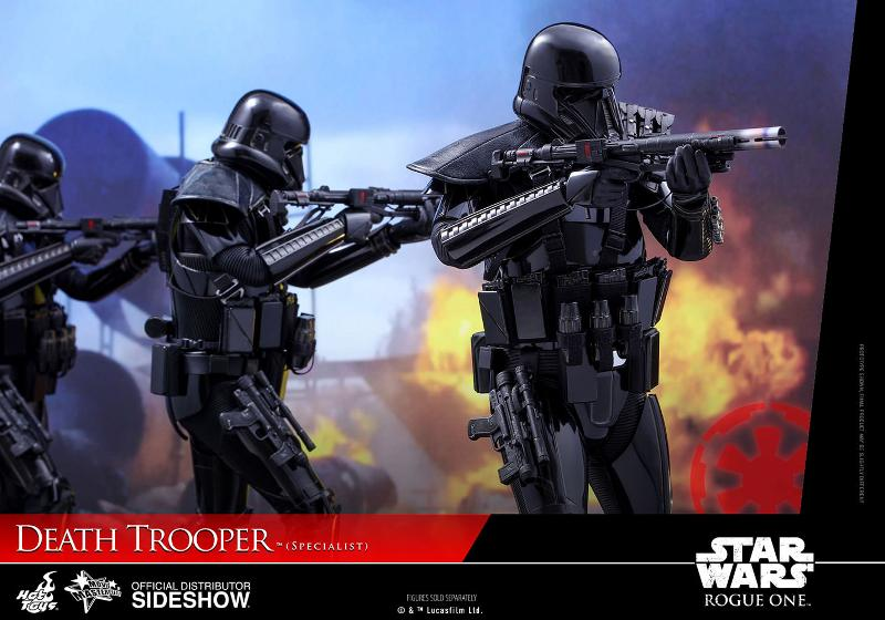 Hot Toys Star Wars Death Trooper Specialist 1/6th figure Death_51