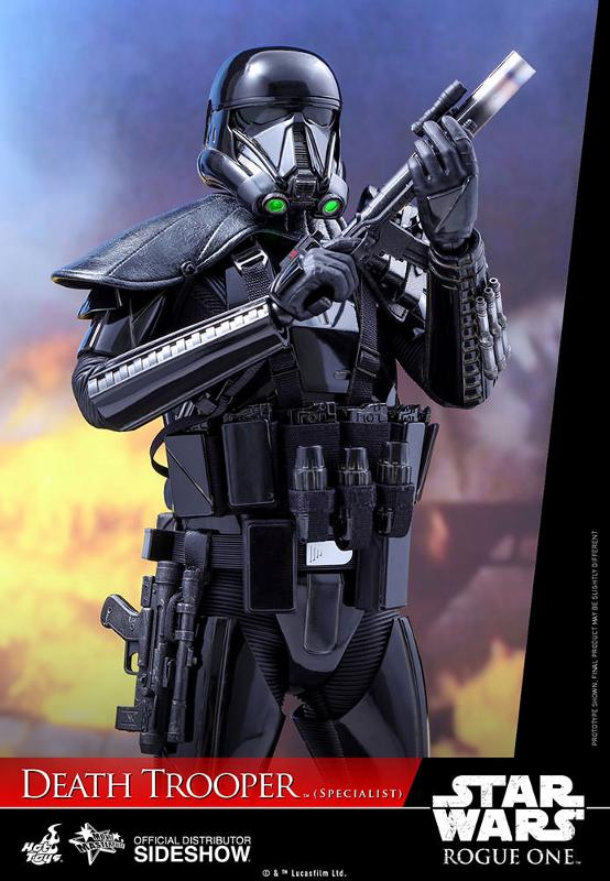 Hot Toys Star Wars Death Trooper Specialist 1/6th figure Death_52