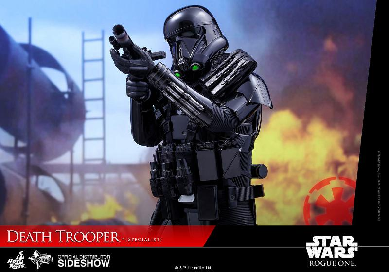 Hot Toys Star Wars Death Trooper Specialist 1/6th figure Death_53