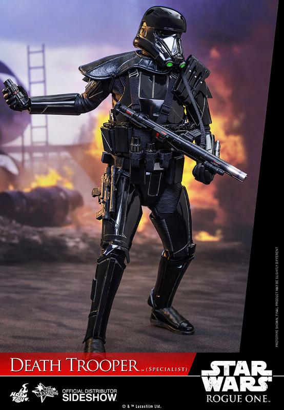 Hot Toys Star Wars Death Trooper Specialist 1/6th figure Death_54