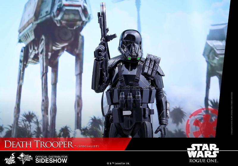 Hot Toys Star Wars Death Trooper Specialist 1/6th figure Death_55