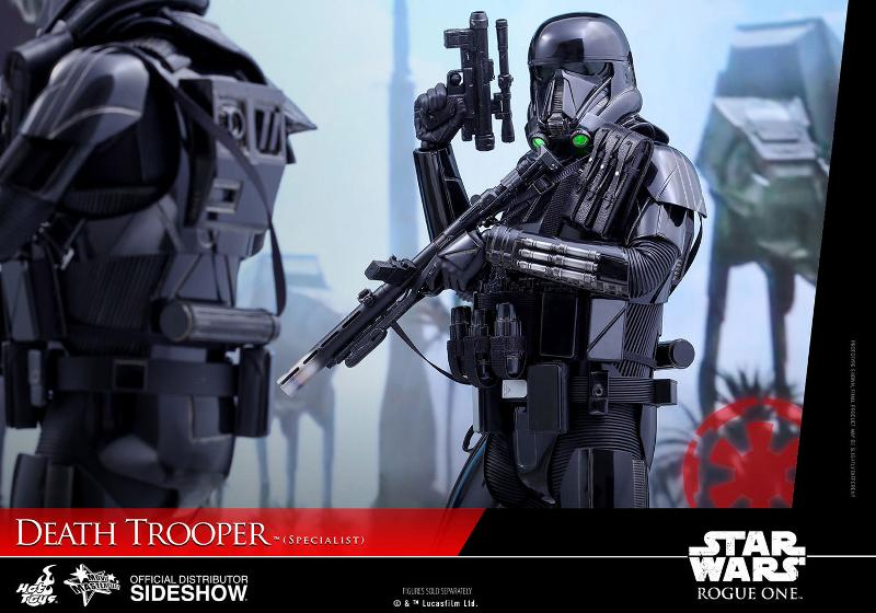 Hot Toys Star Wars Death Trooper Specialist 1/6th figure Death_56