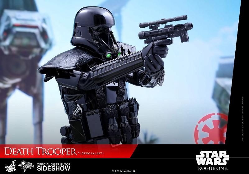 Hot Toys Star Wars Death Trooper Specialist 1/6th figure Death_57