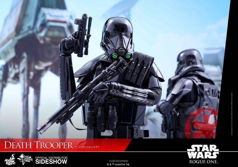 Hot Toys Star Wars Death Trooper Specialist 1/6th figure Death_58