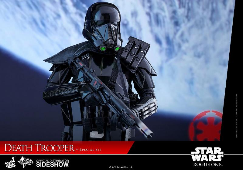 Hot Toys Star Wars Death Trooper Specialist 1/6th figure Death_59