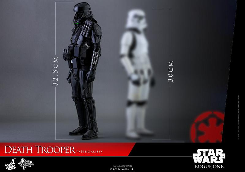 Hot Toys Star Wars Death Trooper Specialist 1/6th figure Death_61