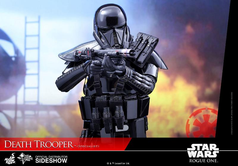 Hot Toys Star Wars Death Trooper Specialist 1/6th figure Death_62