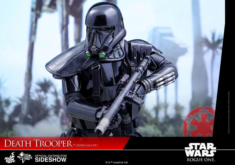 Hot Toys Star Wars Death Trooper Specialist 1/6th figure Death_63