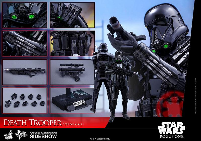 Hot Toys Star Wars Death Trooper Specialist 1/6th figure Death_65