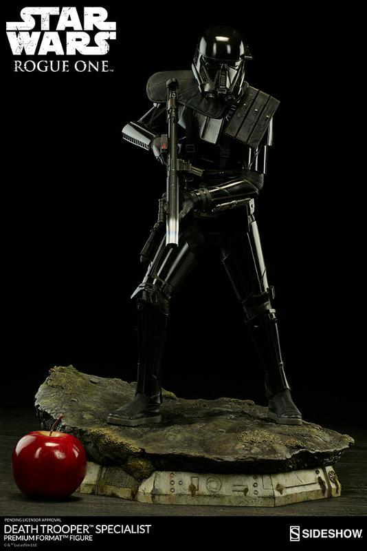 Sideshow - Death Trooper Specialist Premium Format Figure Death_66