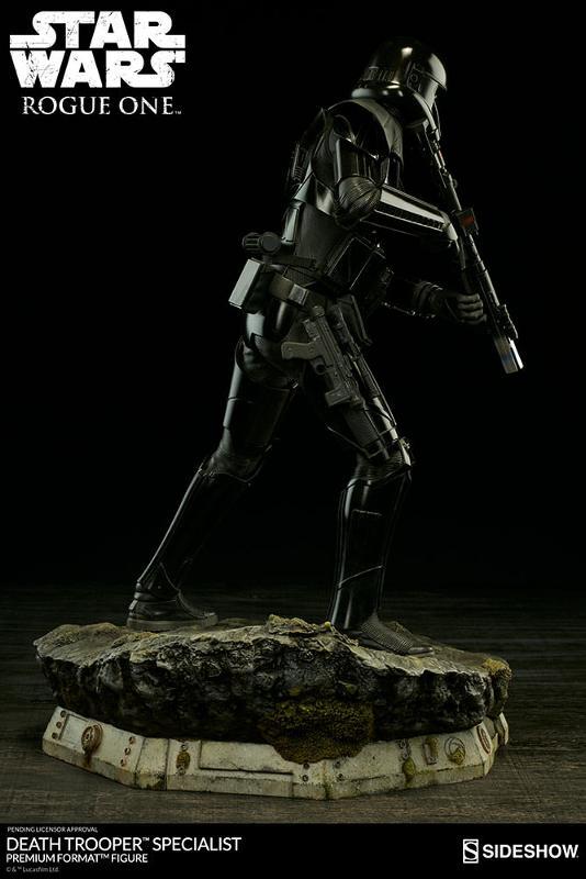Sideshow - Death Trooper Specialist Premium Format Figure Death_67