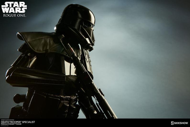 Sideshow - Death Trooper Specialist Premium Format Figure Death_68