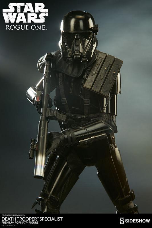 Sideshow - Death Trooper Specialist Premium Format Figure Death_69