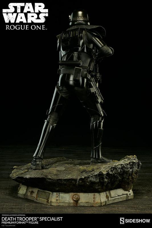 Sideshow - Death Trooper Specialist Premium Format Figure Death_70